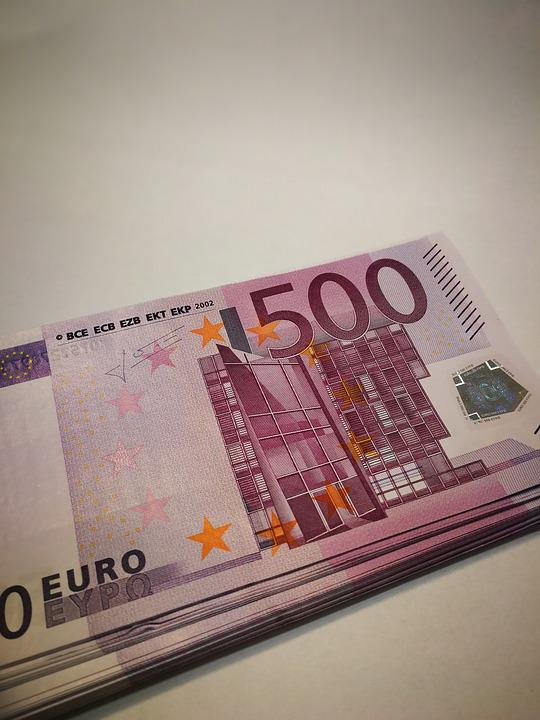 Money, Safe, The Greenback, Euro, Currency, Save