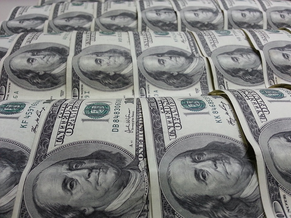 Money, Dollars, Currency, Benjamin, Franklin