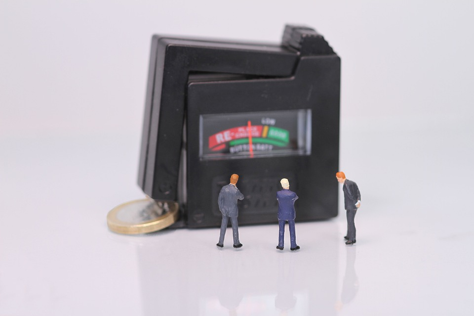 Currency, Crisis, Miniature Figures, Money, Euro