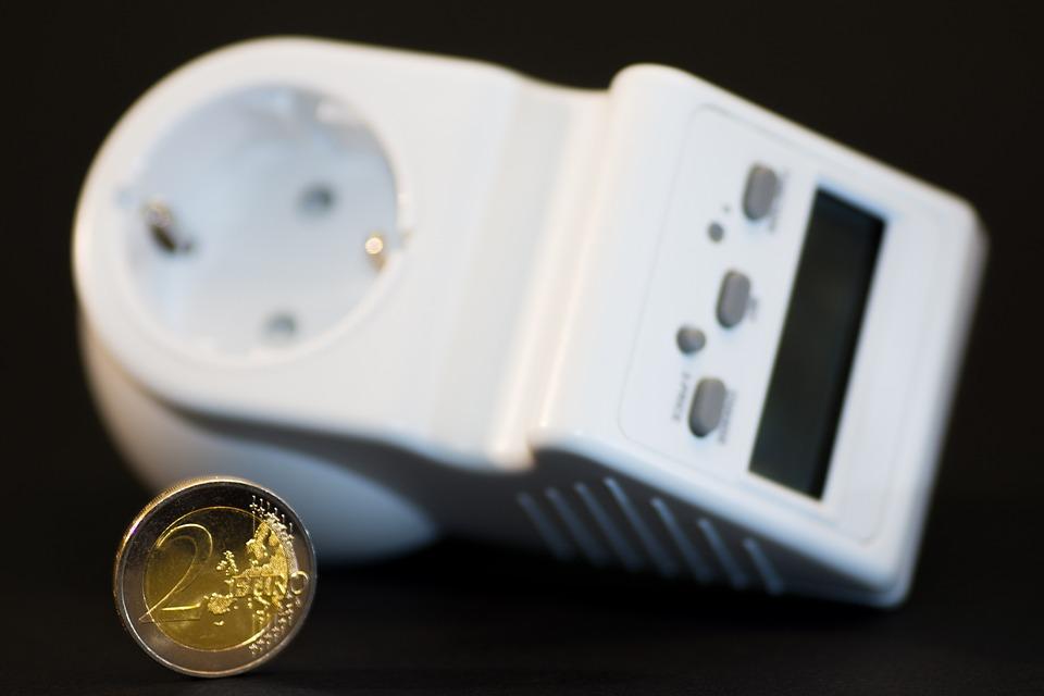 Energy, Energy Meter, Current Meter, Gauge, Money, Coin