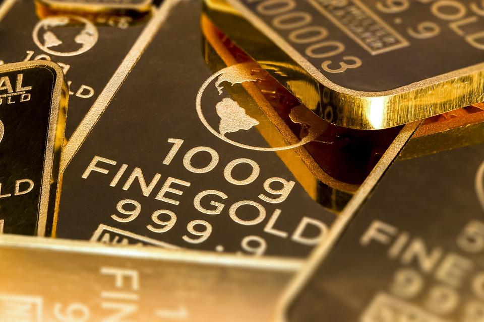Gold Is Money, Gold Bar Shop, Gold, Money, Business