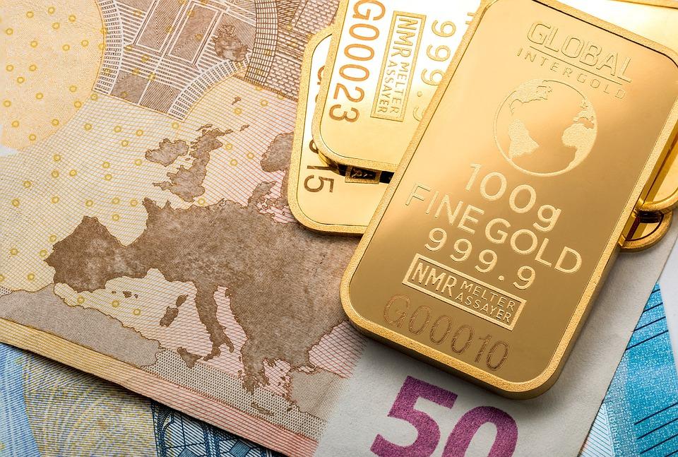 Gold Money Bars Is Finances Golden