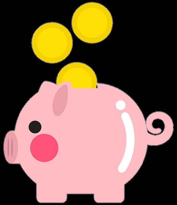 Piggy Bank, Saving, Money, Finance, Budget, Save