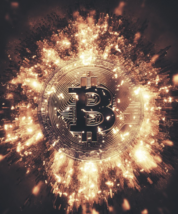 Bitcoin, Cryptocurrency, Money, Blockchain, Virtual