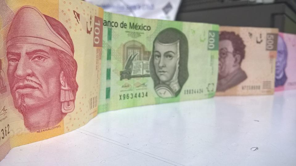 Money, Economy, Tickets, Wealth, Mexican Peso