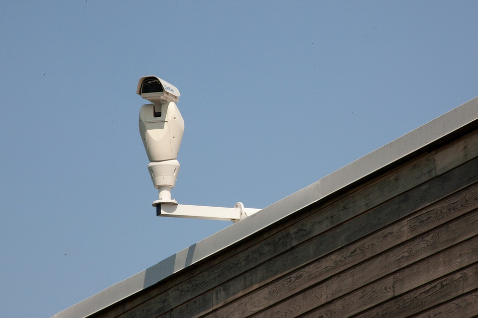 Monitoring, Camera, Surveillance Camera