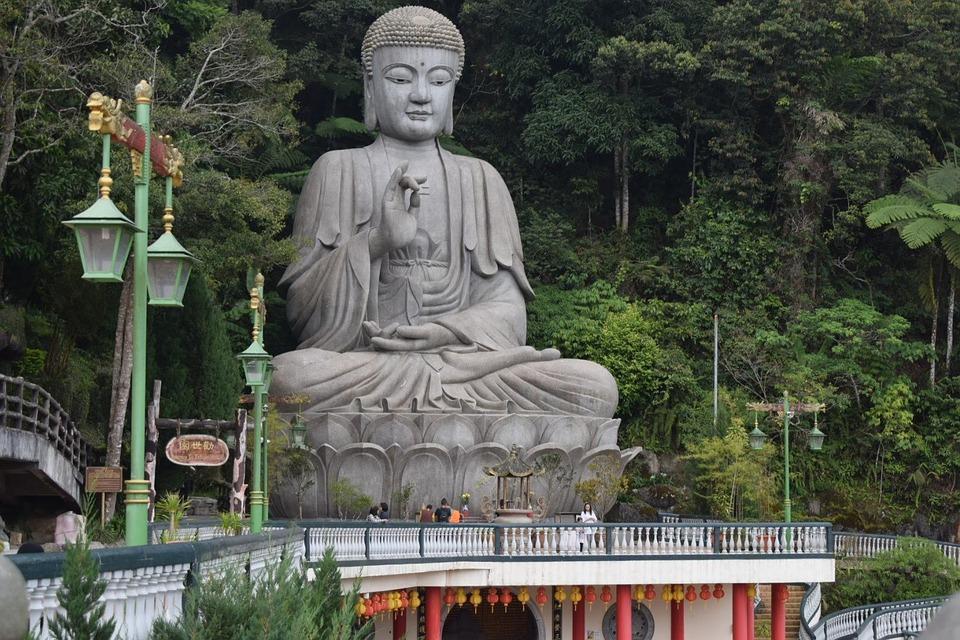 Monk, Spiritual, Buddhism, Meditation
