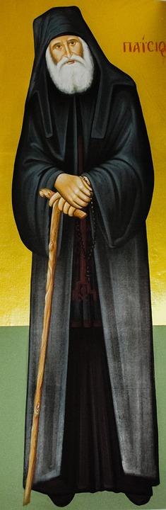 Monk, Saint, Religion, Church, Orthodox, Christianity