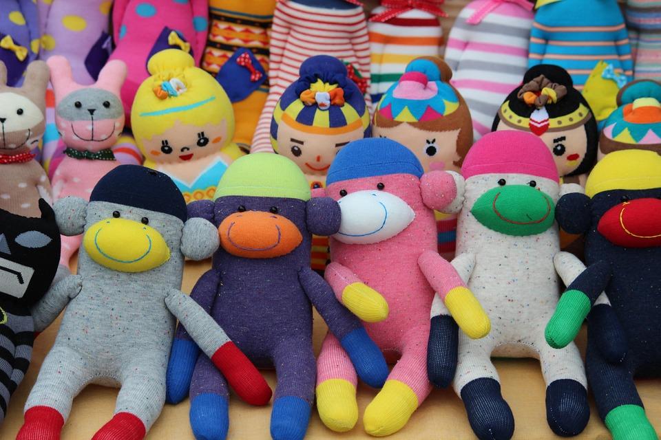 Doll, Jeonju, Monkey