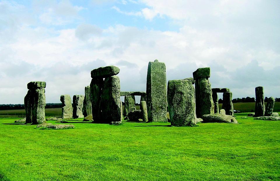 Stonehenge, England, Stones, Monolith, Mystical