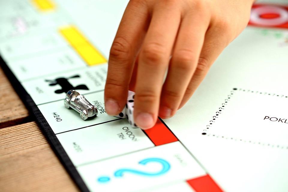 Game, Monopoly, Fun