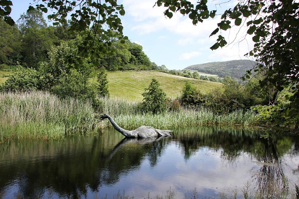 Scotland, Loch Ness, Nessie, Monster