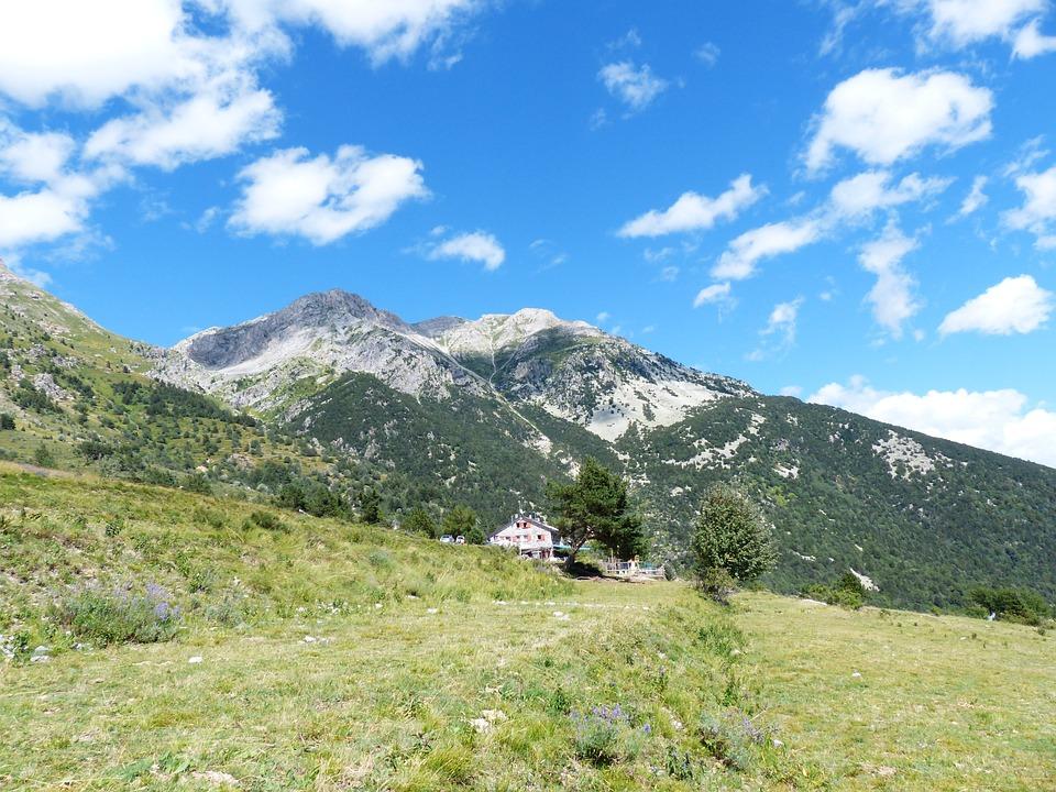 Rifugio Mongioie, Monte Rotondo, Bric Which Conoia