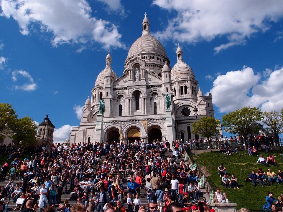 Montmartre, Chakra Kweeo, Paris