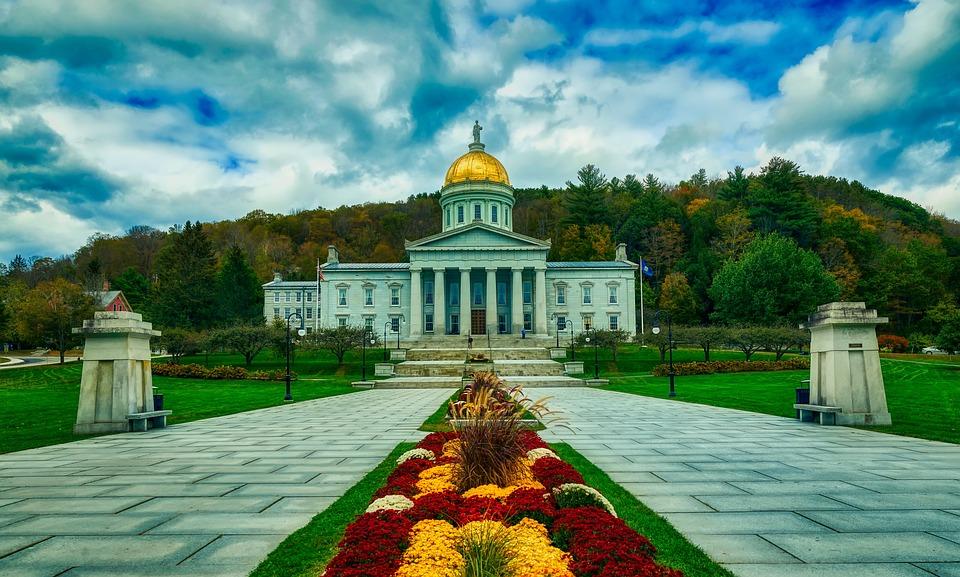 Montpelier, Vermont, New England, America