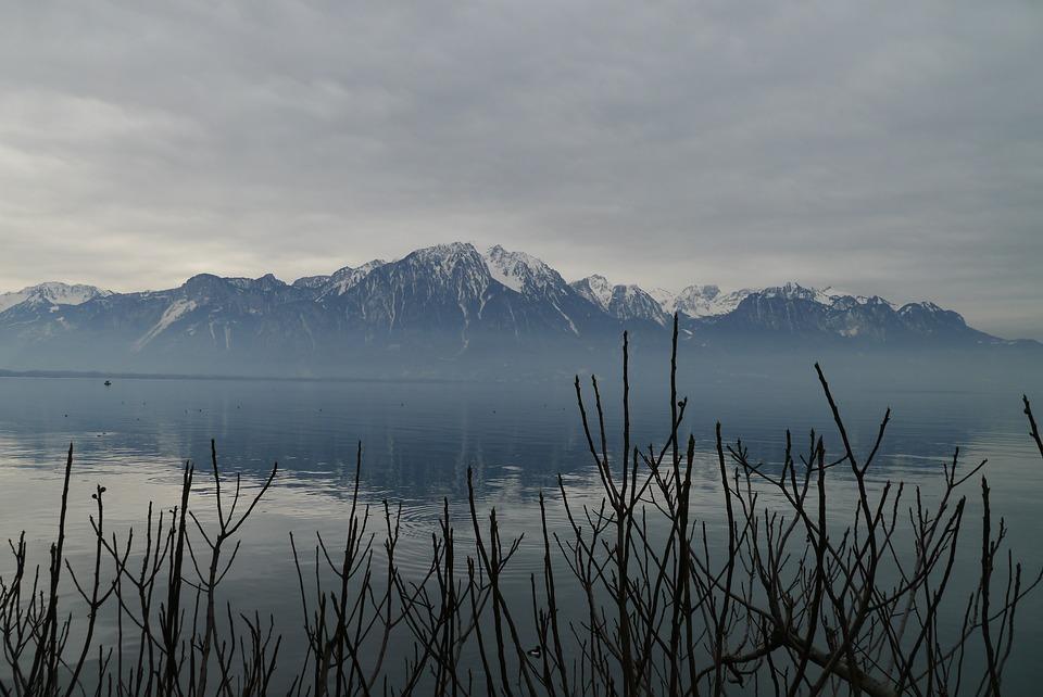 Landscape, Swiss, Montrose Trust