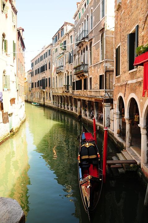 Venice, Tourism, Italy, Architecture, Monument, Rialto