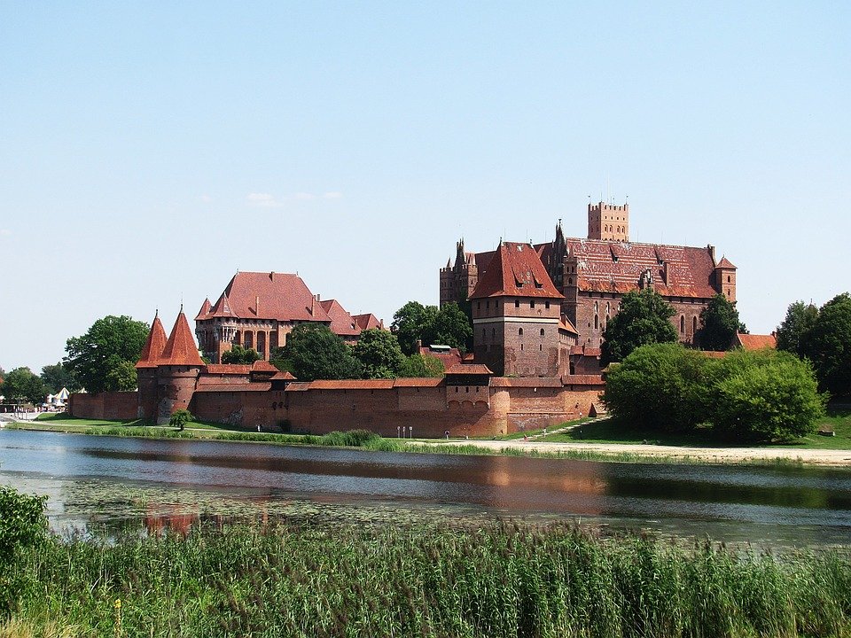 Castle, Building, Monument, Architecture