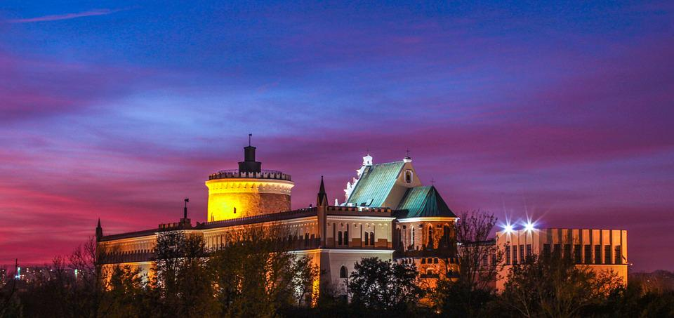 Lublin, Castle, West, Poland, Monument, Lubelskie