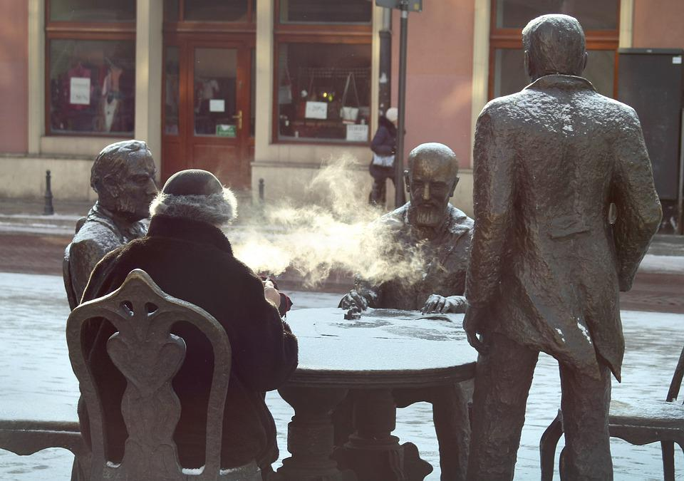 Meeting, Cigarette, Monument, Boat, Dining Table
