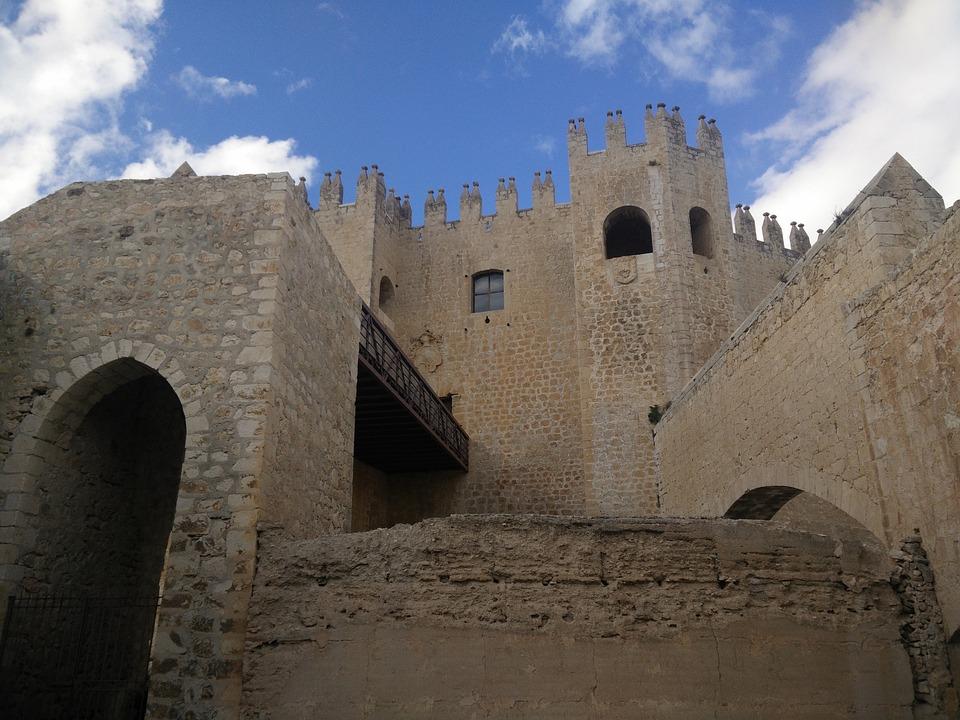 White Castle Velez, Castle, Monument, Tourism, History