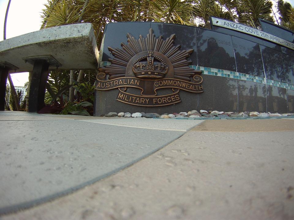 Australia, Vietnam, Brisbane, Memorial, Monument
