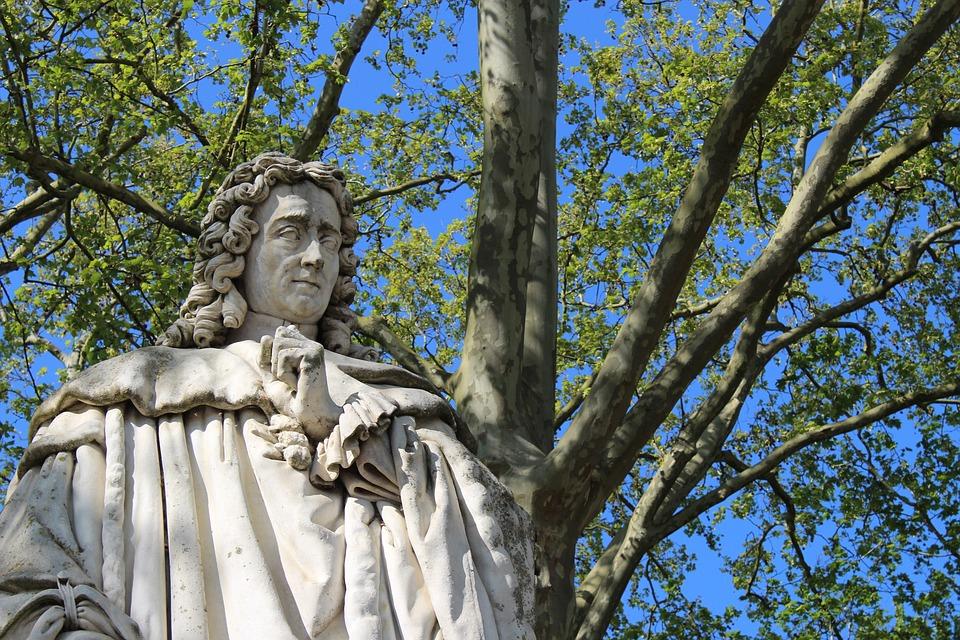 Montesquieu, Bordeaux, Monument, Statue, Philosopher