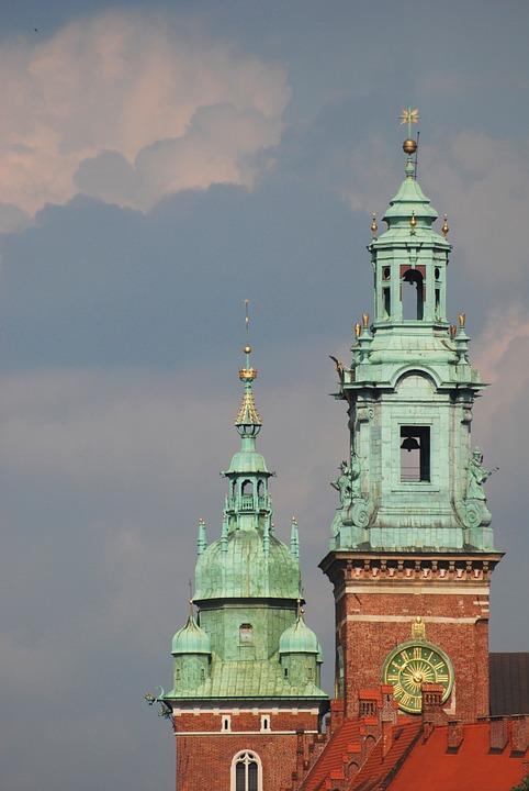 Kraków, Wawel, Old, Poland, Castle, Monument