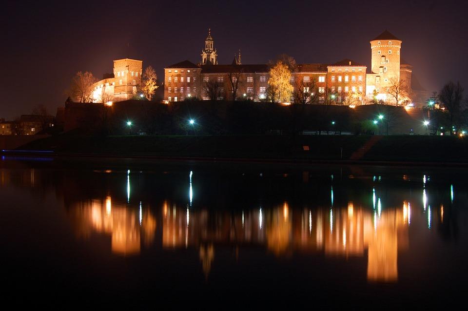 Wawel, Kraków, Castle, Monument, Poland, Architecture