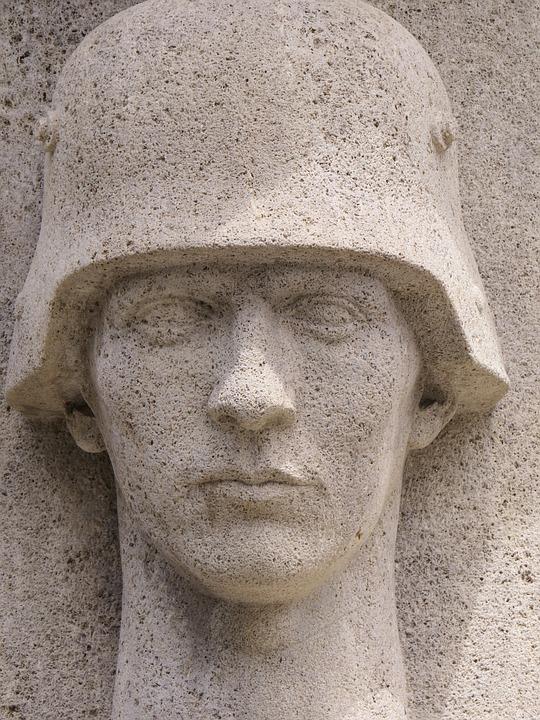 Sculpture, Stone, Art, Artwork, Monument, Cemetery