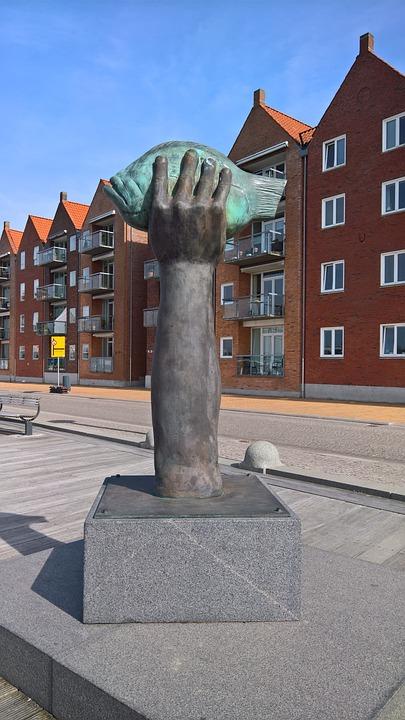 Monument, Sculpture, Artwork, Modern