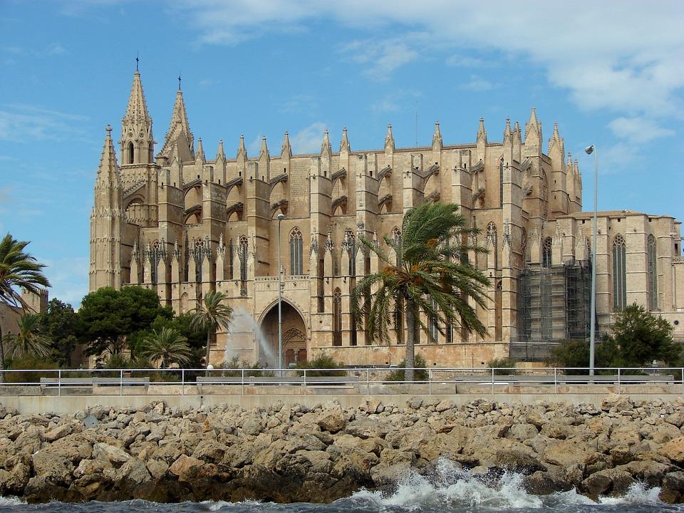 Holiday, Monument, Summer, Palma Mallorca