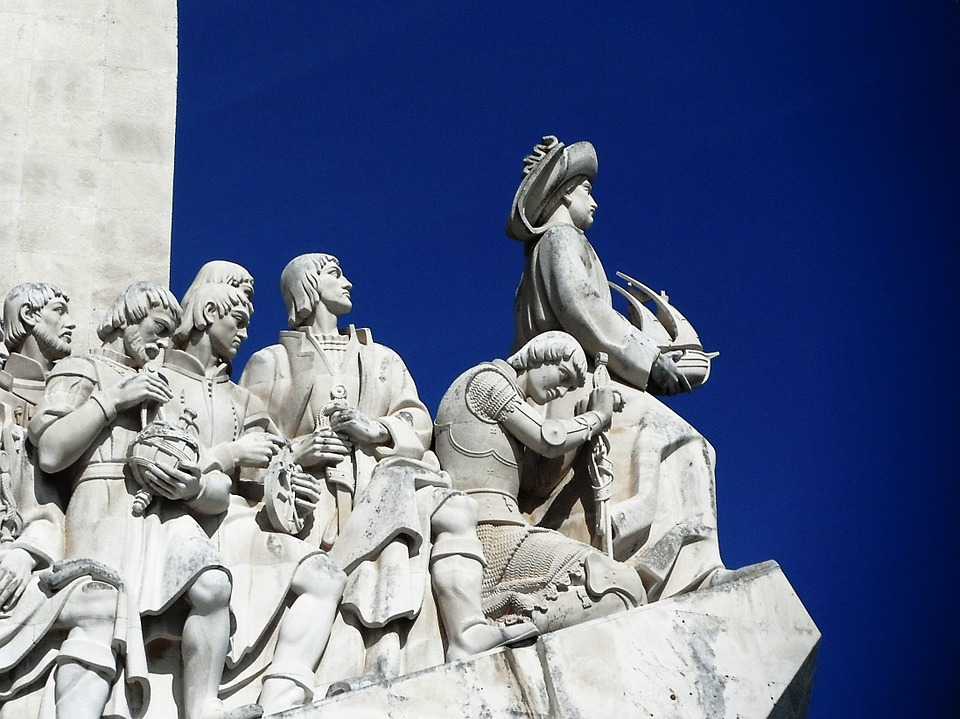 Lisbon, Monument To The Discoveries, Portugal