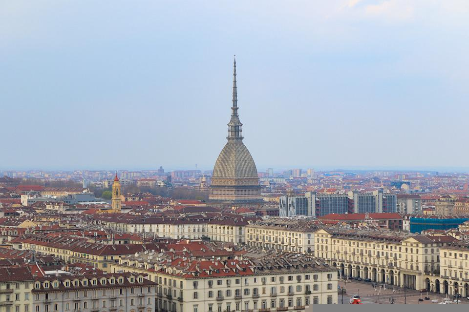 Torino, City, Piemonte, Italy, Architecture, Monument