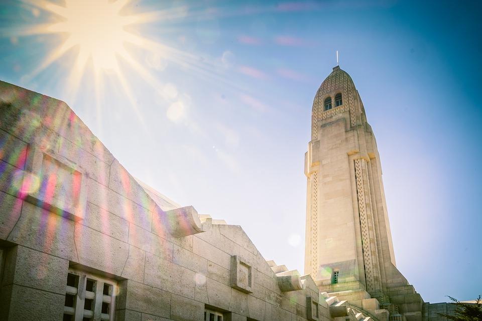 Verdun, Monument, France, War, Memorial, Memory