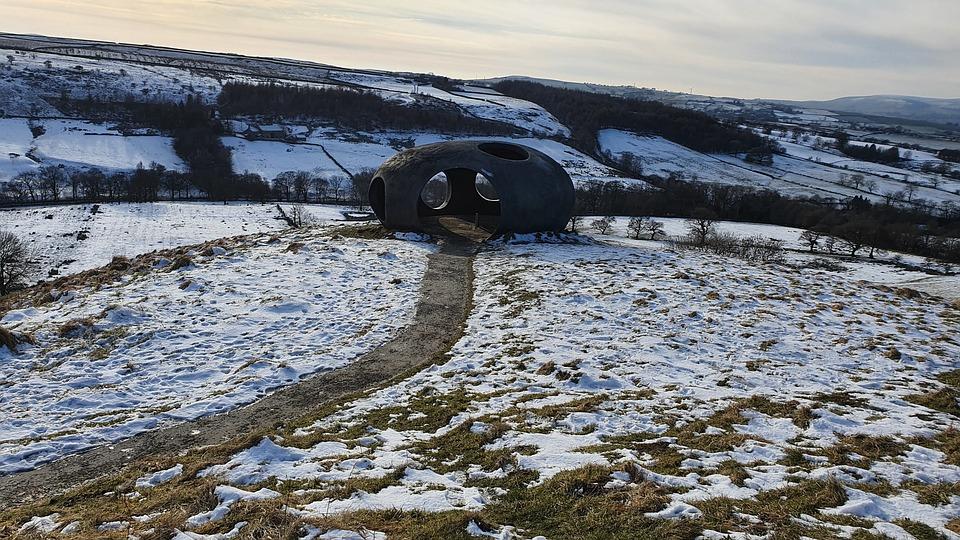 Nature, Monument, Winter