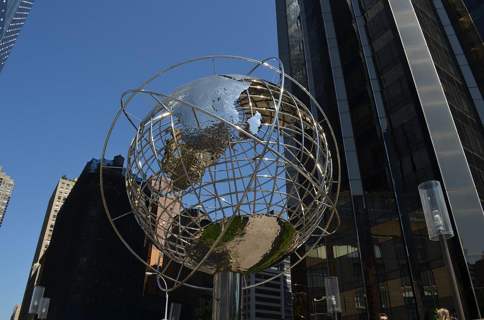 Globe, World, Monument