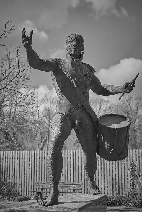 Monument, Zeitz, Saxony-anhalt