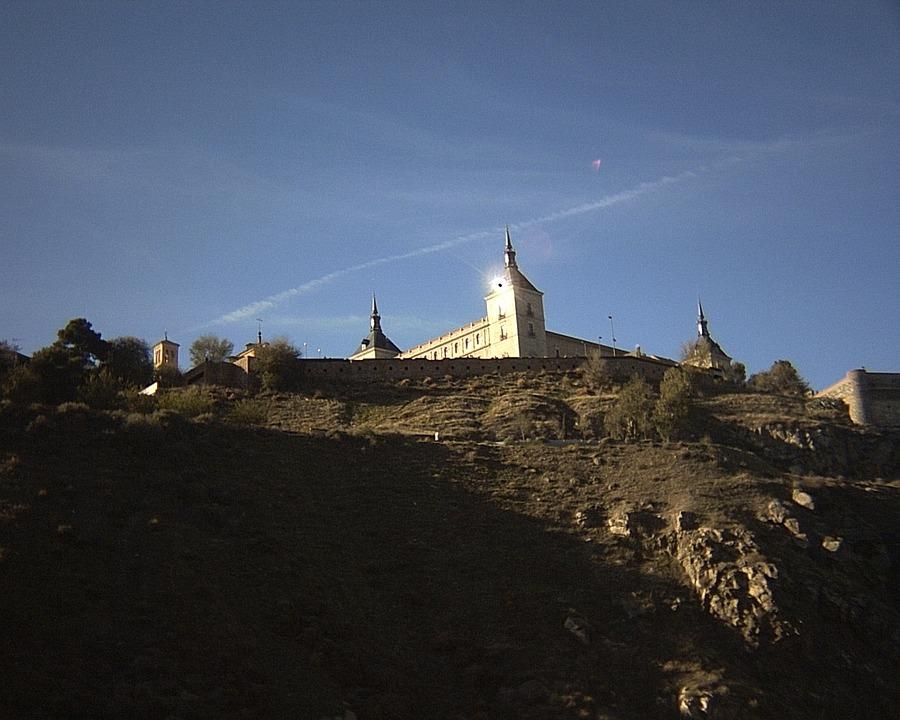 Toledo, Monuments, Historic Buildings, Architecture