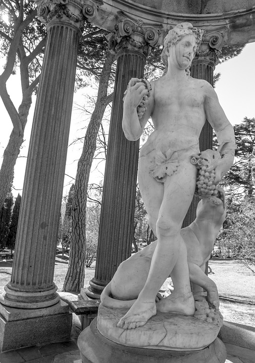 Monument, Madrid, Park, Artistic, Monuments, Italy