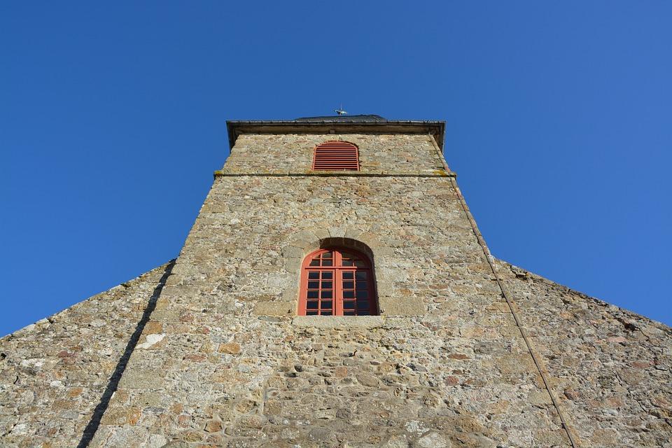 Church, Monuments Stones, Heritage, Stones