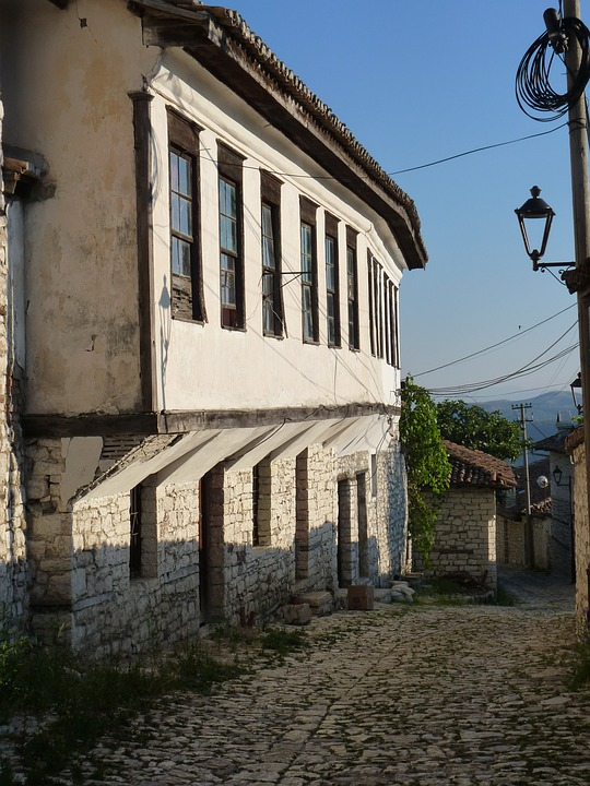Albania, Old Town, City, Balkan, Mood