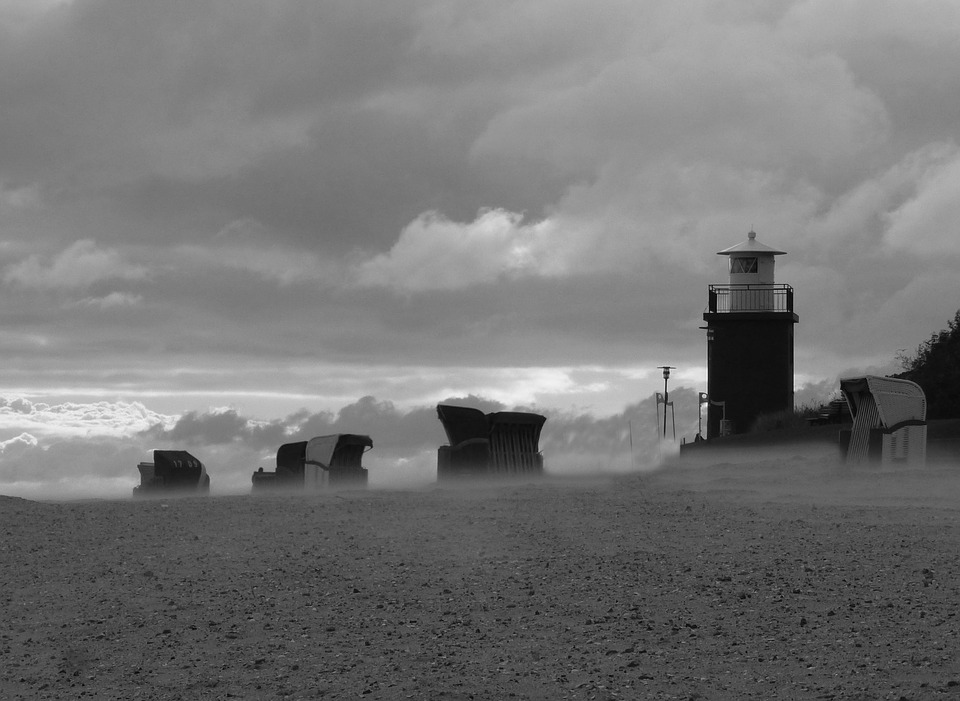 Mood, Black And White, Sandstorm, Clubs, North Sea