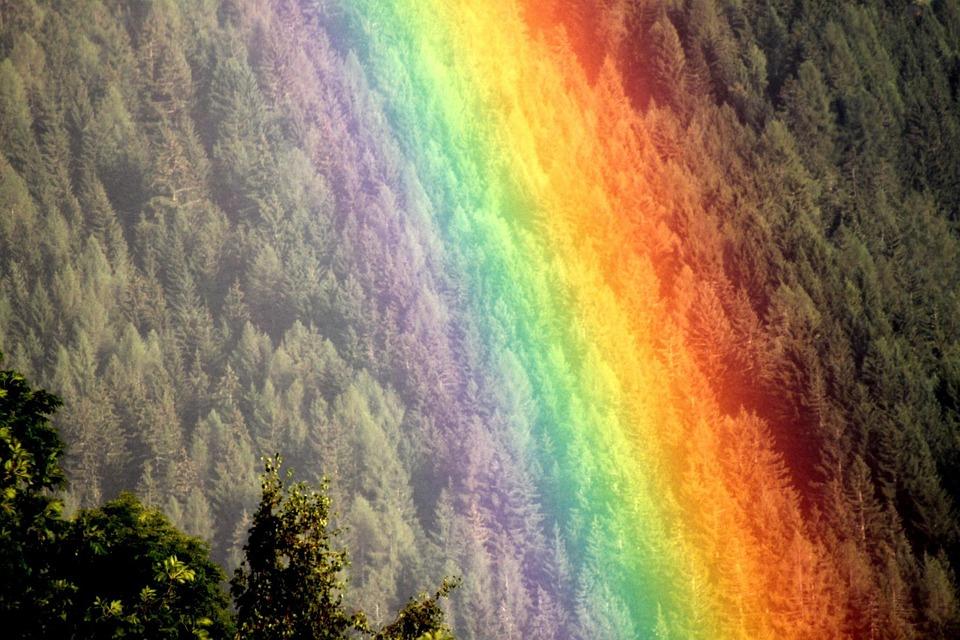 Rainbow, Mood, Natural Spectacle, Natural Phenomenon