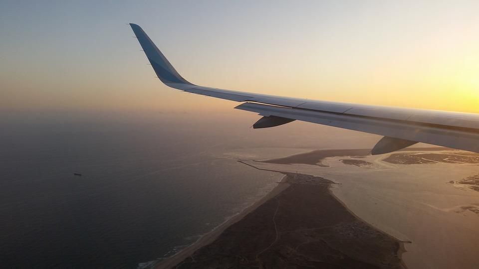 Portugal, Algarve, Faro, Sea, Sunset, Mood