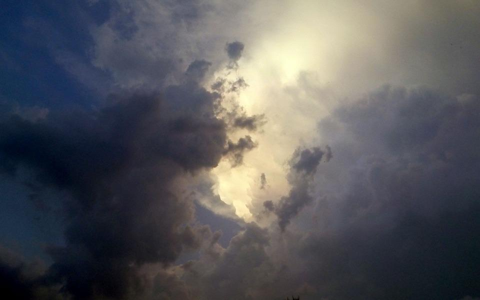 Sky, Clouds, Landscape, Mood, Weather, Nature