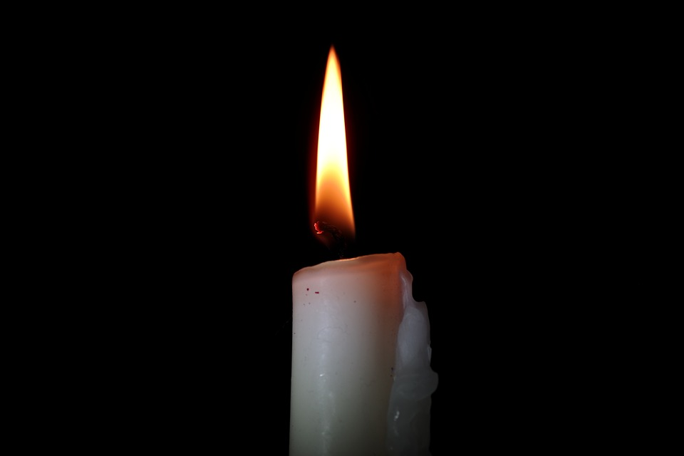 Candle, The Flame, Light, Glow, Mood, Evening