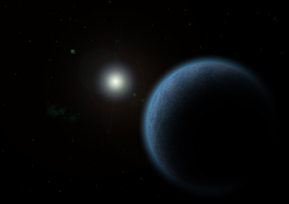 Astronomy, Moon, Planet, Galaxy