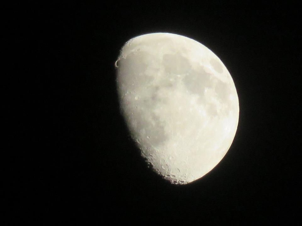 Moon, Night, Moon By Night