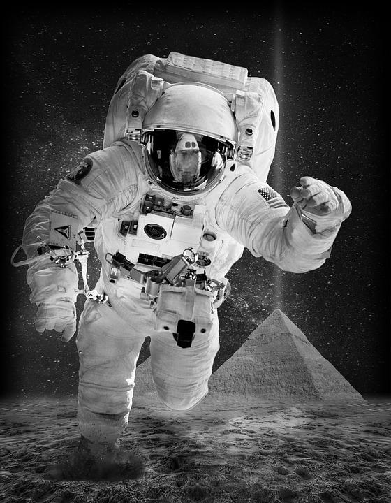 Moon, Moon Landing, Space Travel, Nasa, Research